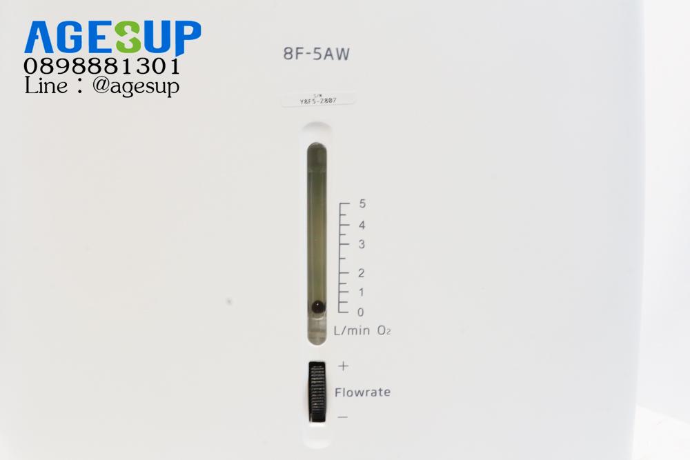 เครื่องทำออกซิเจน 5 ลิตร Yuwell รุ่น 8F-5AW